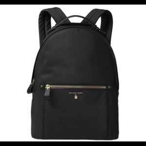 NWT Michael Kors Women's Nylon Kelsey Lg Backpack